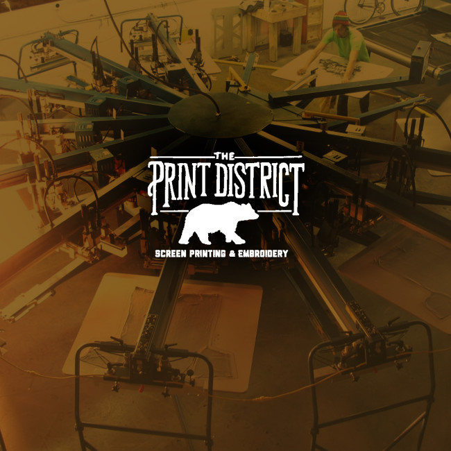 The Print District